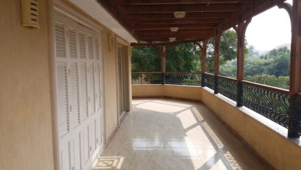 Rent Apartment furnished in 6 October City, Cairo